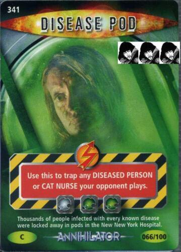 341 DISEASED POD WHO ANNIHILATOR NO DR