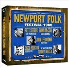 Various Artists - Newport Folk Festival 1960 (Live Recording, 2012)