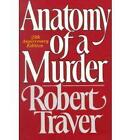 Anatomy of a Murder by Robert Traver (Paperback)