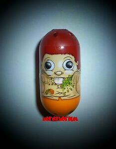 Mighty Beanz #117 HAMSTER BOY Bean 2010 Series 2 Common New