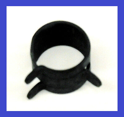 5 PACK OF HOSE CLAMPS FOR AUTOMATIC WATERER DRINKER CUP SYSTEM POULTRY CHICKEN