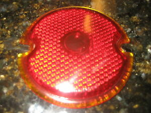 FORD-33-36-CAR-46-47-TAILLIGHT-STIMSONITE-GLASS-LENS-1535-2-FLATHEAD-RAT-ROD