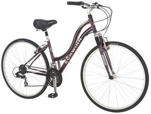 Schwinn-Merge-700C-Womens-Hybrid-Comfort-Bicycle-Bike-S4017A