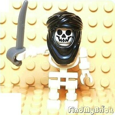 M540 Lego Prince of Persia Skeleton Hassansin 7569 NEW