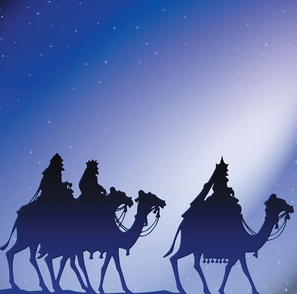 Religious Christmas Cards -The Nativity, Three Kings & Mixed Packs ...