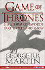 A Game of Thrones: A Storm of Swords Part 1 by George R. R. Martin (Paperback, 2013)