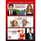 It's Complicated / The Ugly Truth / Did You Hear Aabout The Morgans? (DVD, 2011, 3-Disc Set)