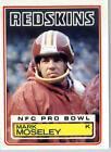 1983 Topps Mark Moseley #194 Football Card