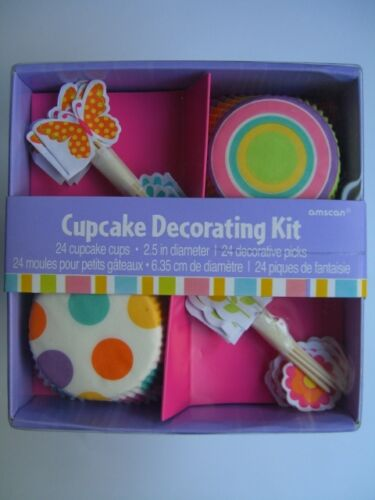 {Party//Baking Moulds} Cupcake Decorating Kit Disney//Character//Themed