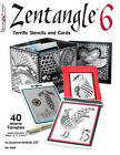Zentangle(R) 6: Terrific Stencils and Cards by Suzanne McNeill (Paperback, 2012)