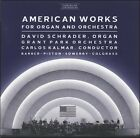 American Works for Organ and Orchestra (2002)