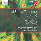 Stravinsky: The Rite of Spring; Poulenc: Les Biches (2011)