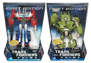 Transformers-Prime-Animated-Series-Voyager-Optimus-Prime-Bulkhead-Set-100-New