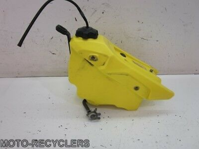 05 RMZ450 RMZ 450 gas tank fuel holder 38