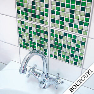transfers for bathroom tiles original boubouki mosaic sticker tile decals for bath or 21018