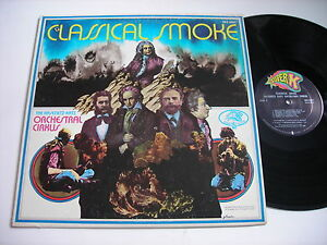Kasenetz-Katz-Orchestral-Cirkus-Classical-Smoke-1969-LP-VG