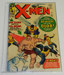 VINTAGE-X-MEN-COMIC-NUMBER-3-RARE-BE-1ST-TO-OWN-IT
