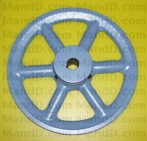 Whirlpool-Maytag-W10146631-Commercial-Dryer-Pulley-w-Keyway-9-X-2-1-2-NLA