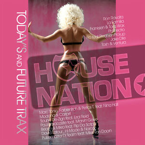 CD-House-Nazione-Odierno-and-Future-Trax-di-Various-Artists-2CDs