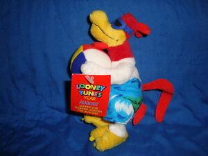 Looney Tunes Year August Mini Beanbag Foghorn Leghorn