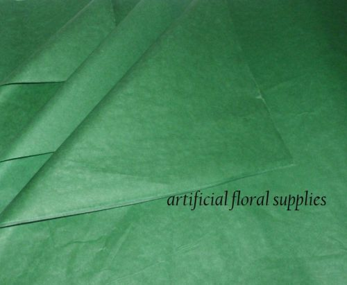 100 sheets tissue paper 30 x 20 inch PLENTY OF COLOURS STOCKED
