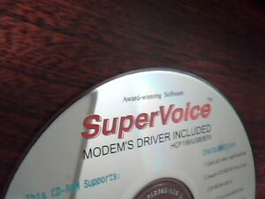 Driver-Support-CD-SuperVoice-Modem-039-s-Driver-Pacific-Image-HCF156-USB-B70