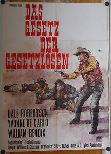 GESETZ-DER-GESETZLOSEN-Kinoplakat-039-64-YVONNE-DE-CARLO-DALE-ROBERTSON