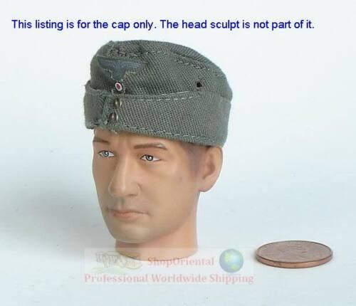 DRAGON 1:6 ACTION FIGURE 70405 GERMAN INFANTRY SOLDIER JAUNTY FIELD CAP DA1
