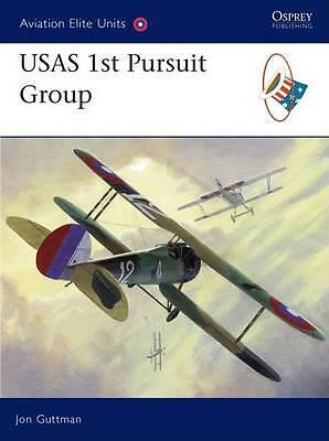 USAS 1st Pursuit Group by John Guttman (Paperback, 2008)
