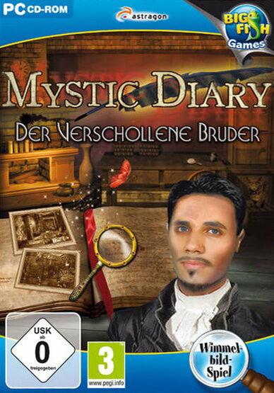 Mystic Diary: Der verschollene Bruder (PC, 2011, DVD-Box) BigFish Wimmelbild