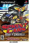 Sprint Cars: Road To Knoxville (Sony PlayStation 2, 2007, DVD-Box)