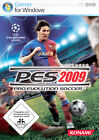 Pro Evolution Soccer 2009 (PC, 2008, DVD-Box)