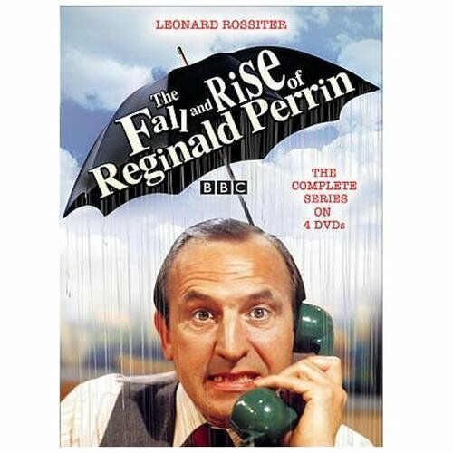 The Fall and Rise of Reginald Perrin - The Complete Series (DVD, 2009, 4-Disc...