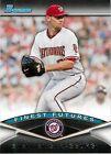 2011 Bowman Stephen Strasburg #FF23 Baseball Card