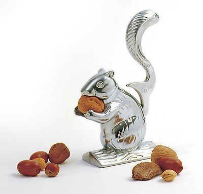 Norpro Davy Crackit Squirrel Nutcracker NEW