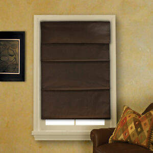 Thermal-Lined-Roman-Shades-9-Color-Choices-Free-Shipping