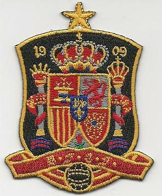 Spain/Espana Football Soccer Patch/Badge Iron on World Cup 2014