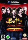 Buffy - Im Bann der Dämonen: Chaos Bleeds (Nintendo GameCube, 2003, DVD-Box)