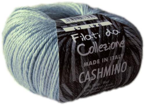 9,80€//100g 50g CASHMINO WOLLE+KASCHMIR CASHMERE Baby-Wolle CASHWOOL Schurwolle