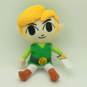 New-Legend-of-Zelda-Plush-Doll-Stuffed-Toy-Waker-Link-7
