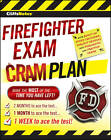CliffsNotes Firefighter Exam Cram Plan by Northeast Editing (Paperback, 2012)