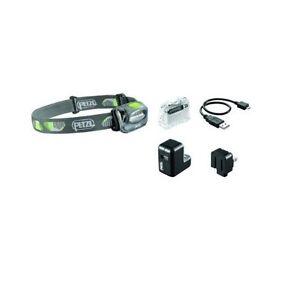 Petzl-Tikka-2-Core-35-Lumens-Headlamp-w-Rechargeable-battery-Storm-Gray-E93-AUS