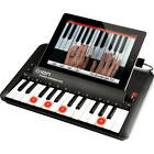 ION Audio Ion Piano Apprentice 25 Note Lighted Keyboard Light, Replacement Keyboard, Speakers For Ipad /ipod /iphone - Black (ick05) (812715012632)