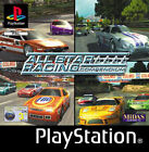 All Star Racing Compendium (Sony PlayStation 1, 2001)