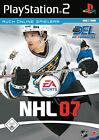 NHL 07 (Sony PlayStation 2, 2006, DVD-Box)