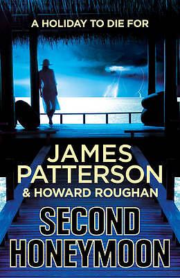 """VERY GOOD"" Second Honeymoon, Patterson, James, Book"