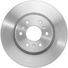 Disc Brake Rotor-Premium Brake Rotor Front Bendix PRT5686