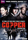 Copper: Season One (DVD, 2012, 3-Disc Set, Includes Digital Copy UltraViolet)