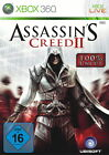 Assassin's Creed II (Microsoft Xbox 360, 2009, DVD-Box)