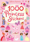 1000 Princess Stickers by Lucy Bowman (Paperback, 2013)